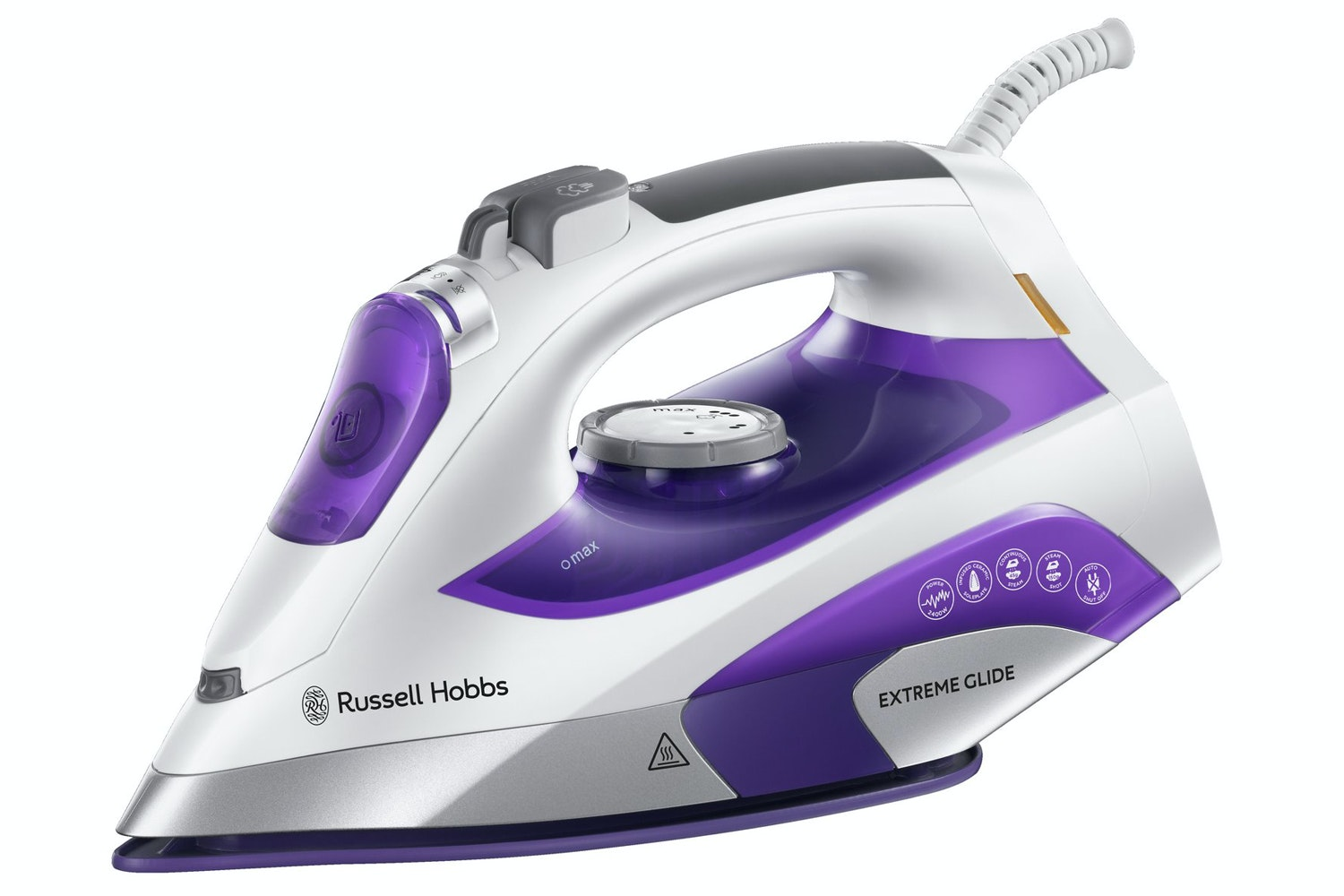 Russell Hobbs 2400W Extreme Glide Steam Iron | 21530