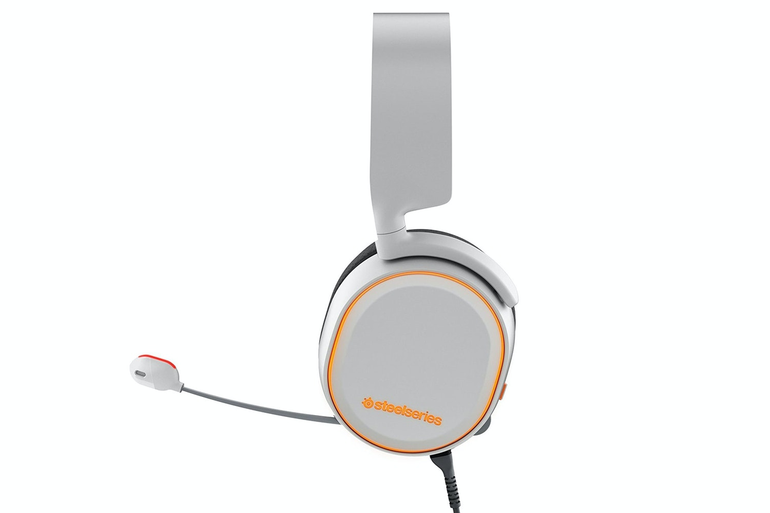 SteelSeries Arctis 5 Gaming Headset | White