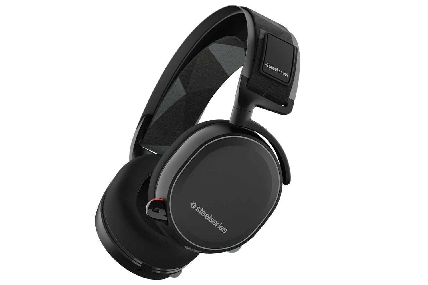 SteelSeries Arctis 7 Wireless Gaming Headset | Black