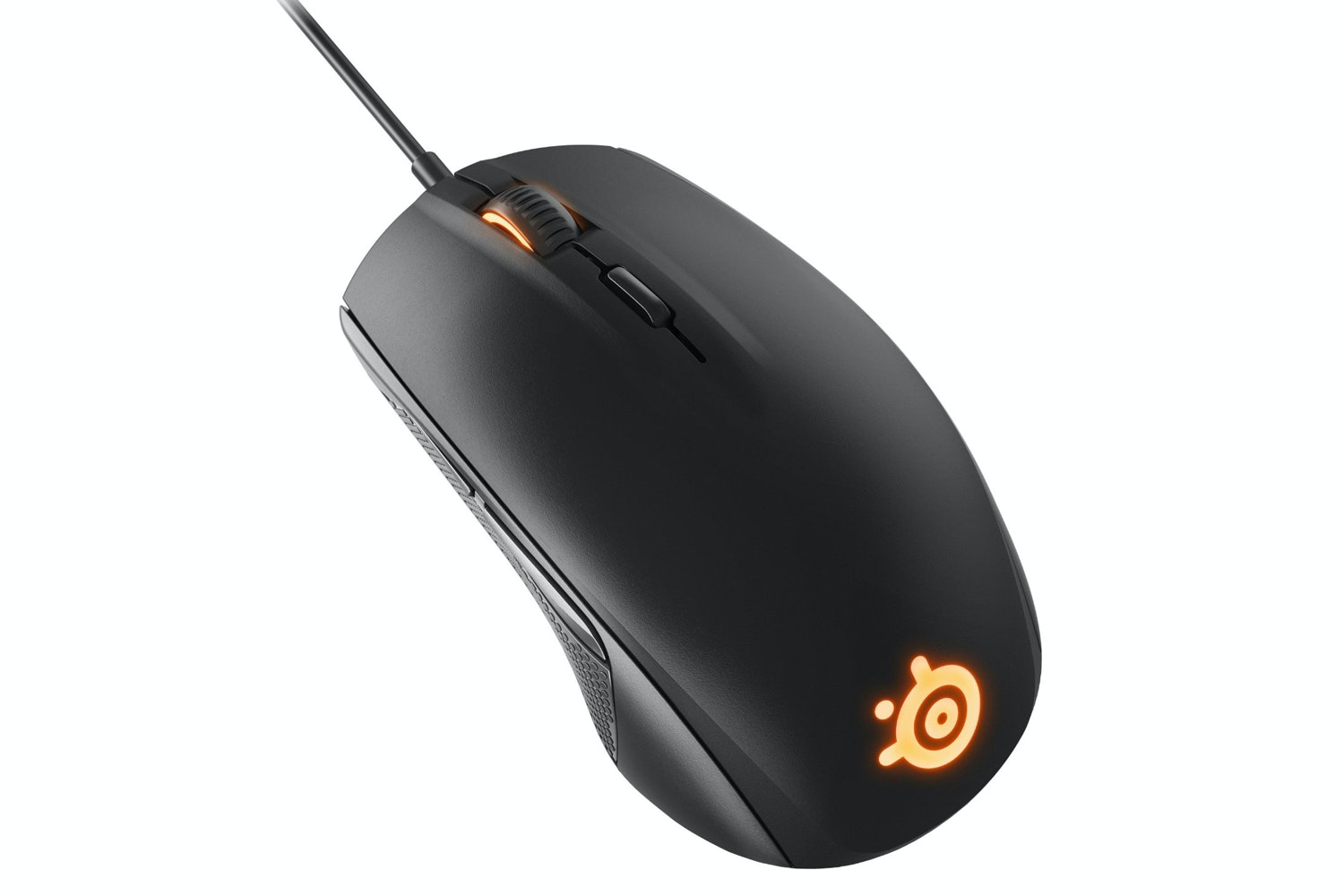 SteelSeries Rival 100 Optical Gaming Mouse | Black