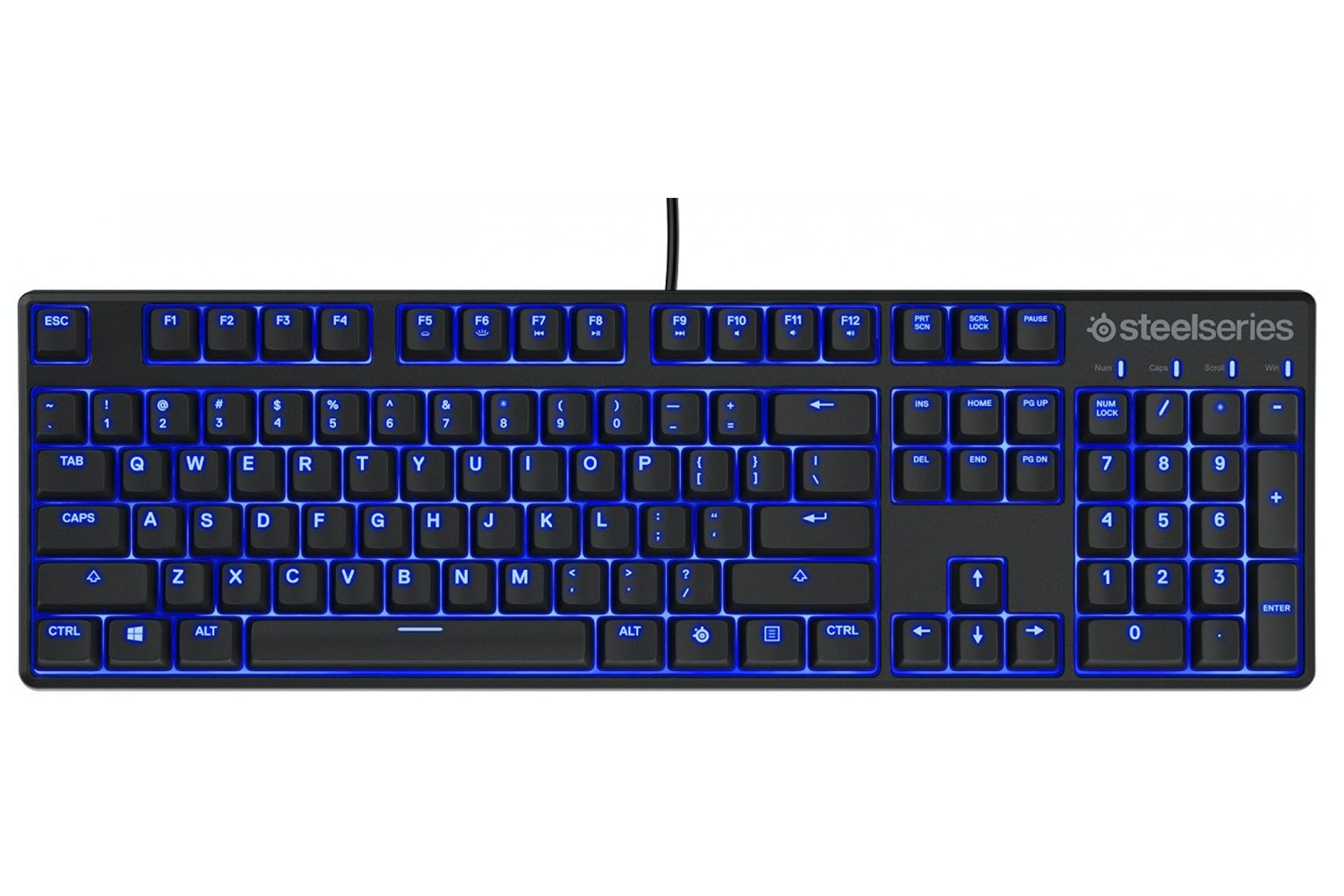 SteelSeries Apex M400 Mechanical Gaming Keyboard