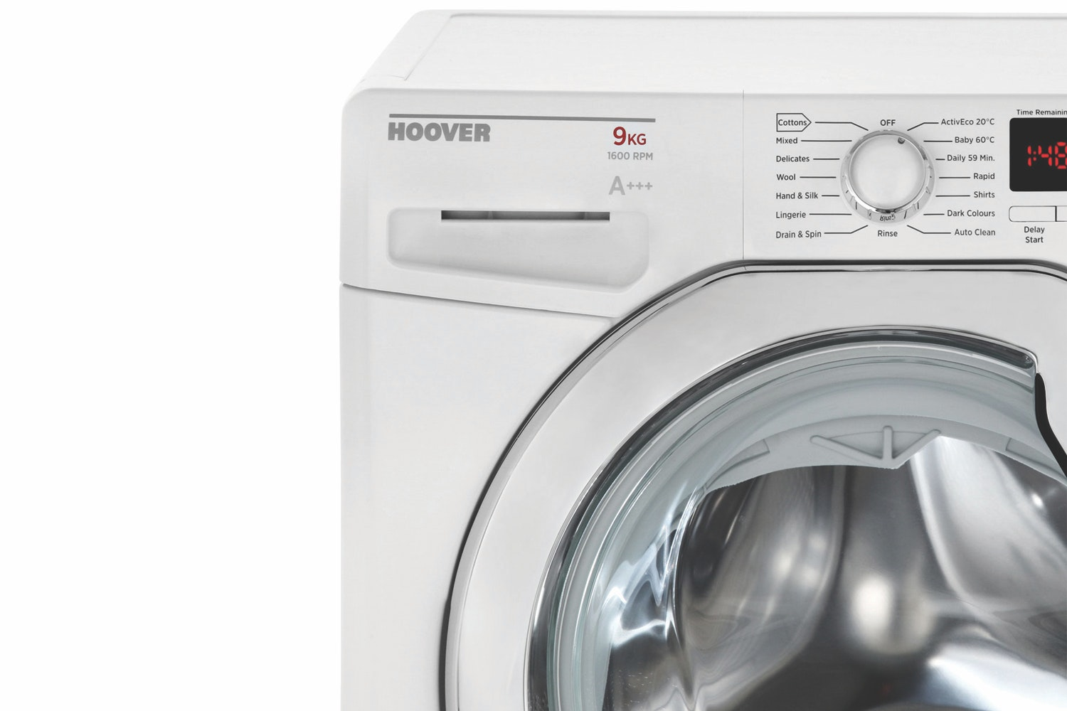 Hoover 9kg Washing Machine | DHL1492D3/1-80