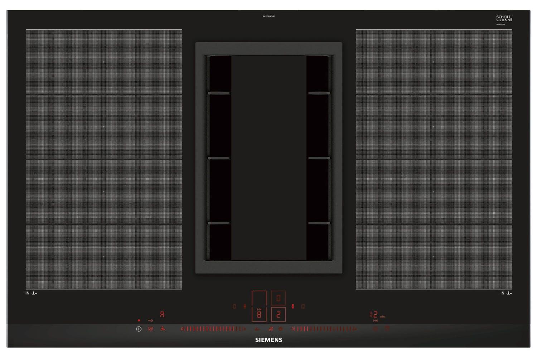 a4891889fed3c Siemens 80cm Induction Air Vending Hob