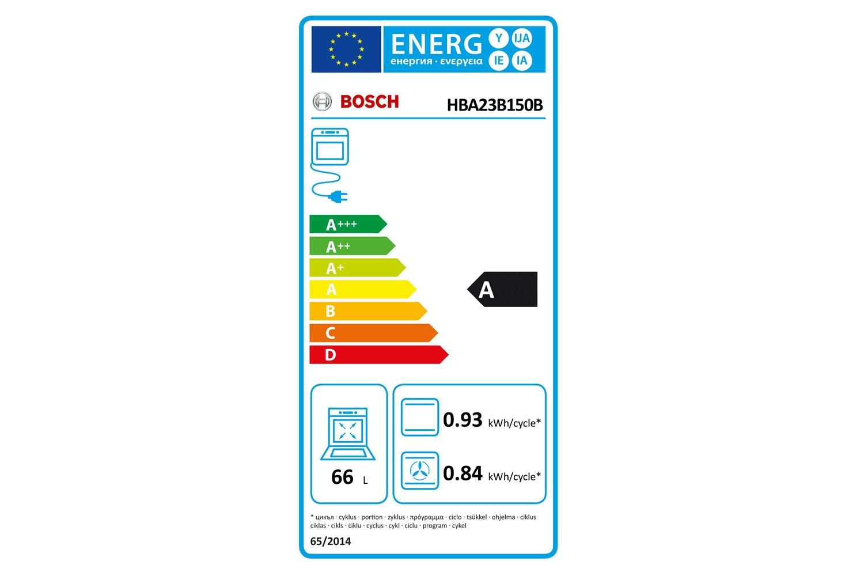 Bosch Built In Electric Single Oven | HBA23B150B