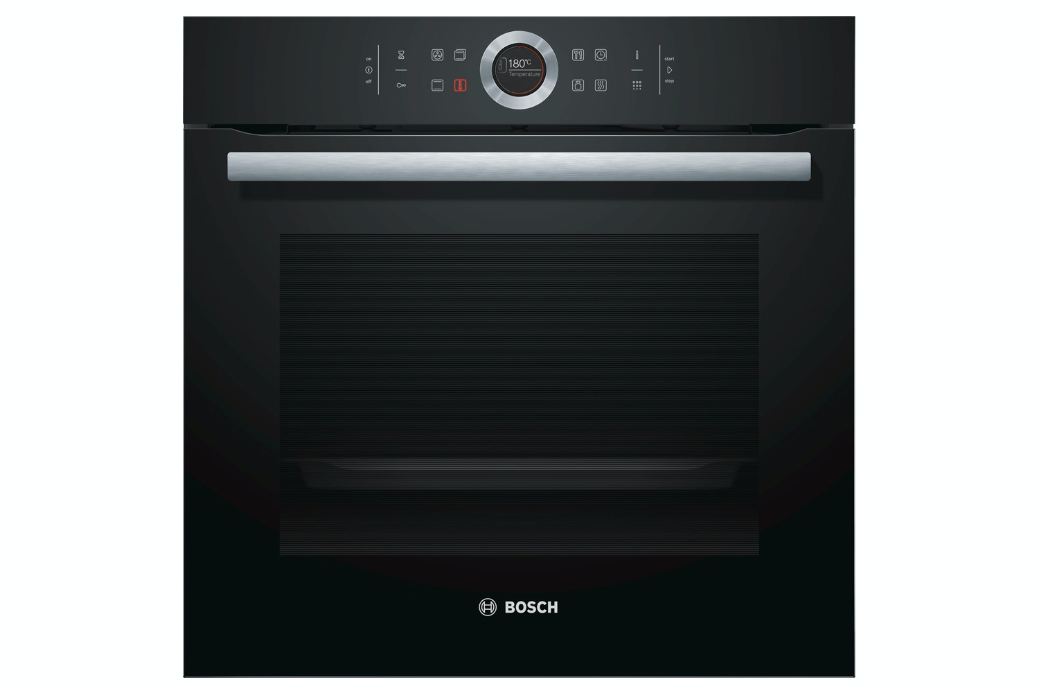 Bosch Series 8 Single Oven | HBG674BB1B