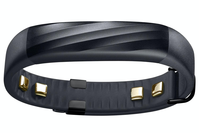 Jawbone Up3 Activity Tracker   Black Twist