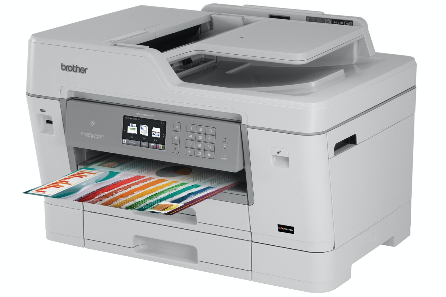 Brother Multfunction Inkjet Printer