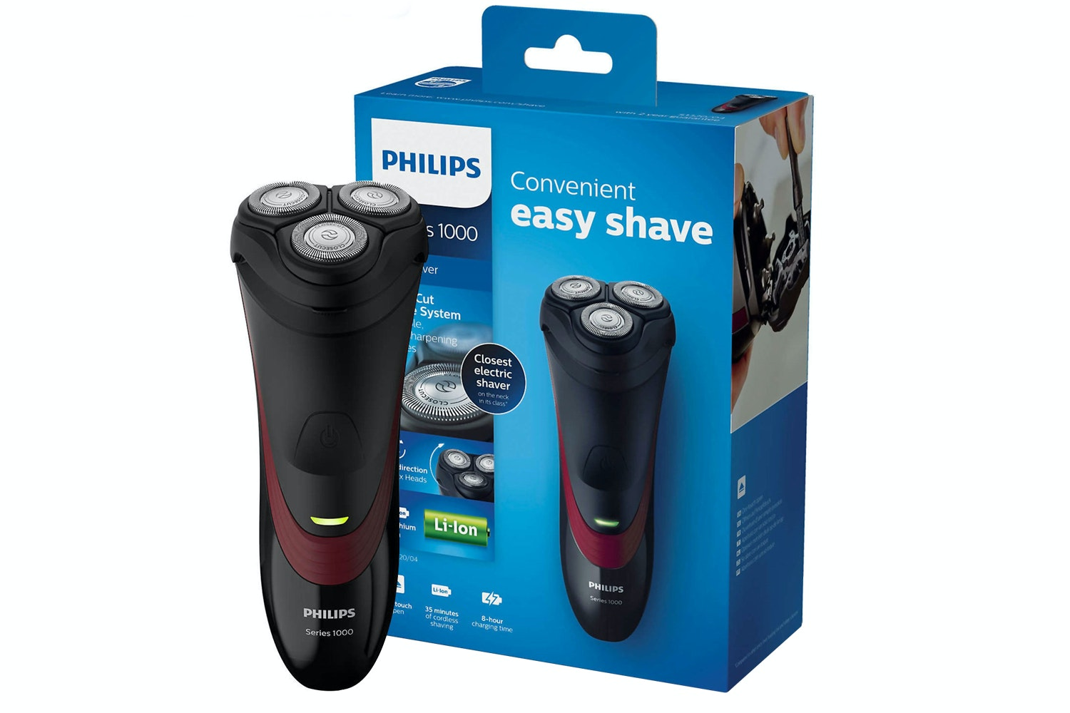 Philips Series 1000 Electric Men's Shaver | S1320/04