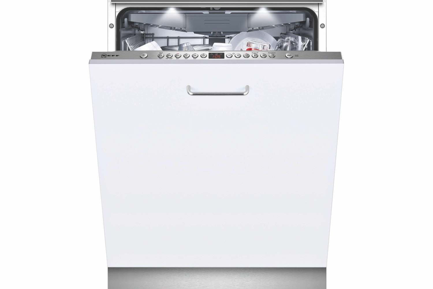 Neff Fully Integrated Dishwasher | 14 Place | S513M60X1G