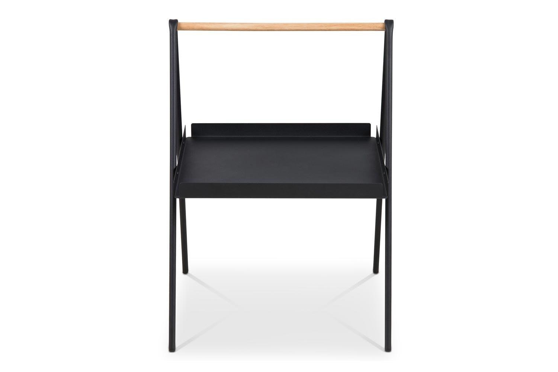 Slop Lamp Table Rectangular | Black