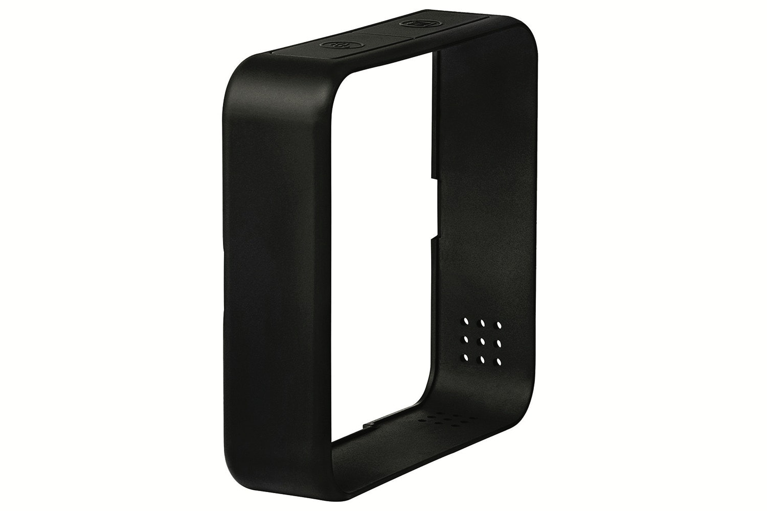 Hive Thermostat Frame | Black