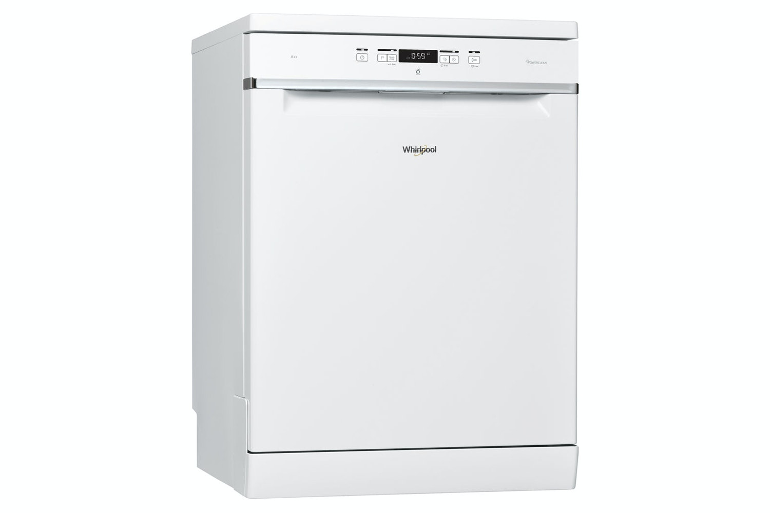 Whirlpool Supreme Clean Dishwasher | WFC3C24P
