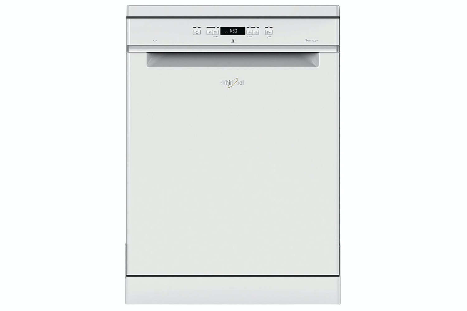 Whirlpool Supreme Clean Freestanding Dishwasher | 14 Place | WFC3C24P