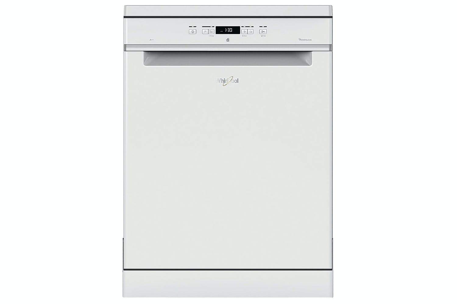 Whirlpool Supreme Clean Freestanding Dishwasher | 14 Place ...