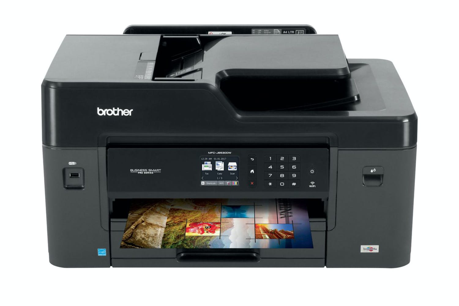 Brother MFC-J6530DW All-in-One A3 Inkjet Printer