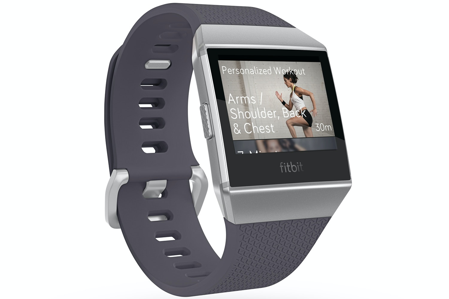 Fitbit Ionic | Blue Grey