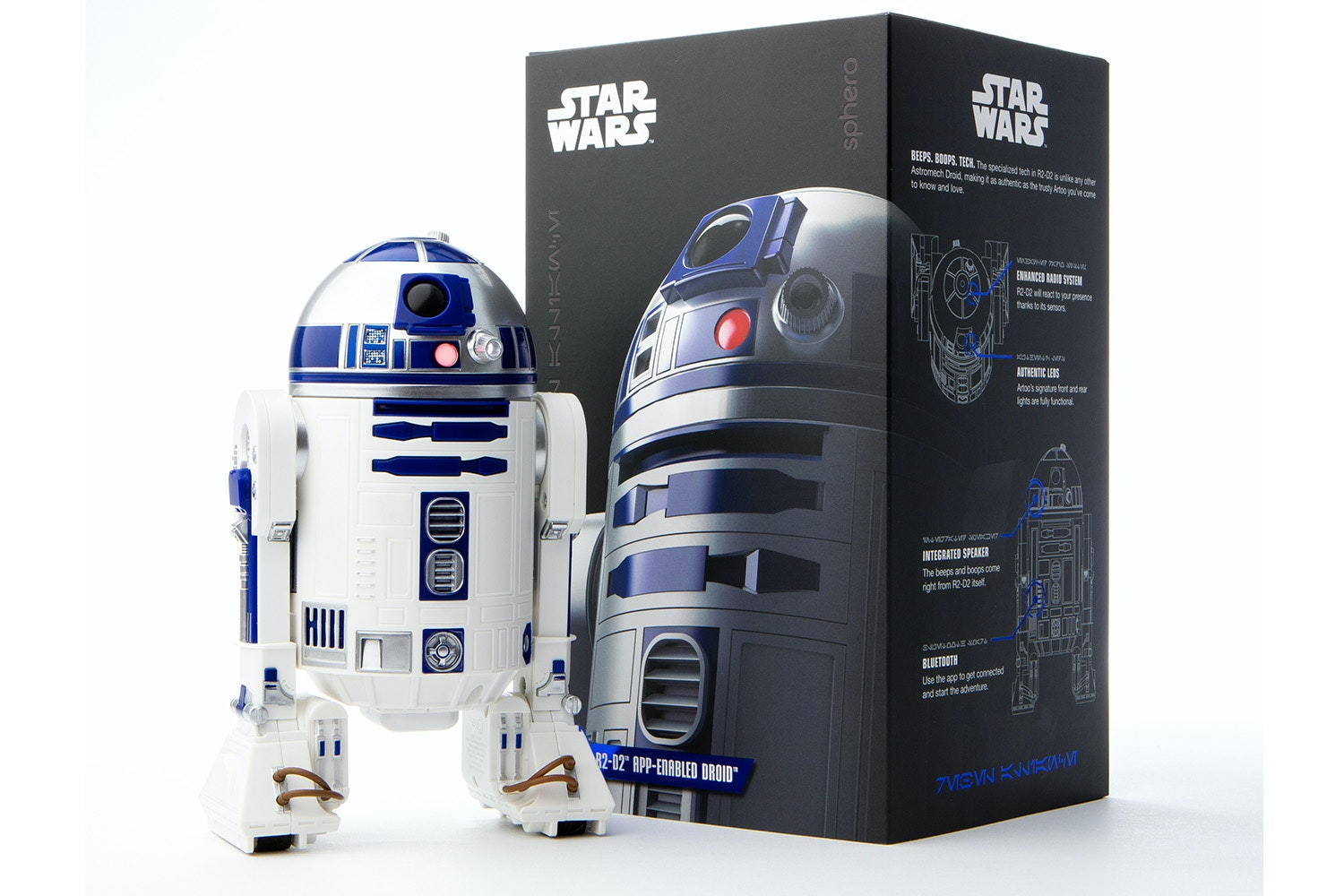 Sphero R2D2 App-Enabled Droid