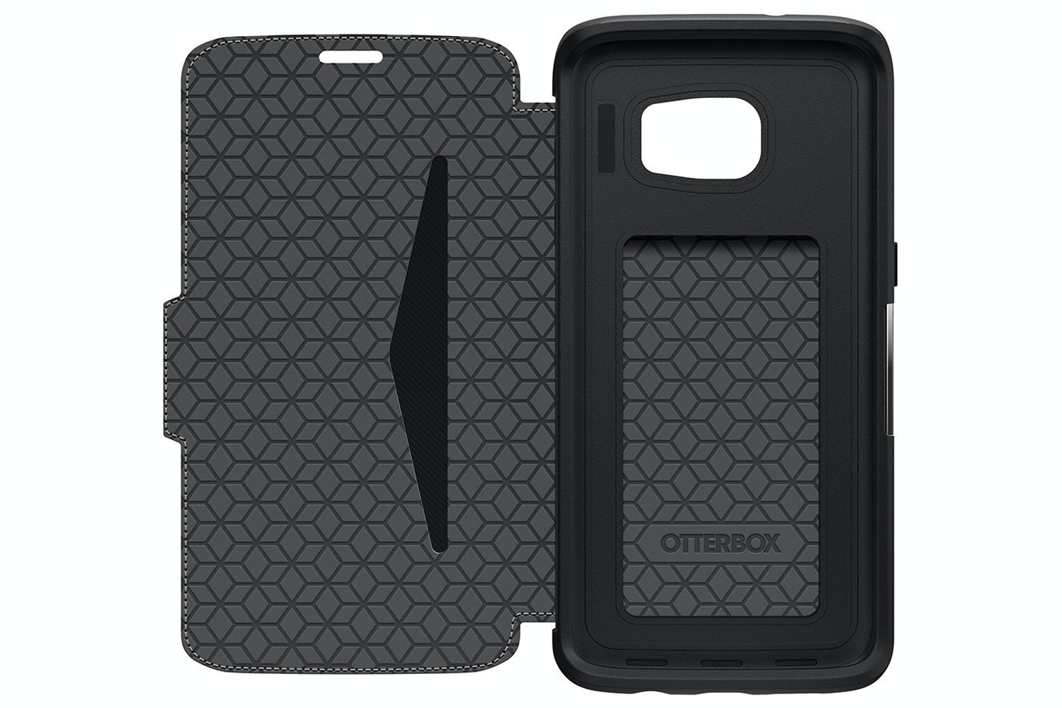OtterBox Galaxy S7 Strada Case | Black