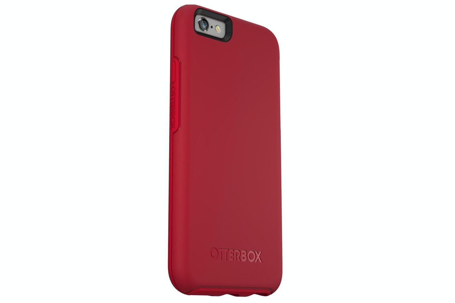 Otterbox Symmetry Series Case for iPhone SE | Red