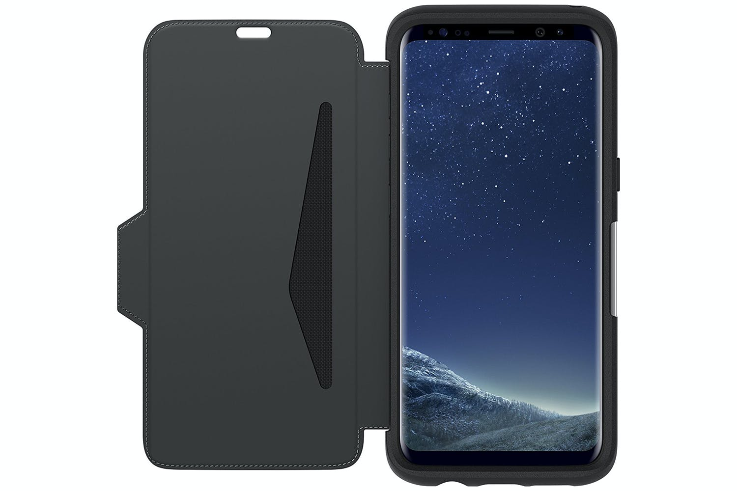 huge selection of 0e706 ee6a3 Otterbox Galaxy S8 Strada Series Folio Case | Onyx