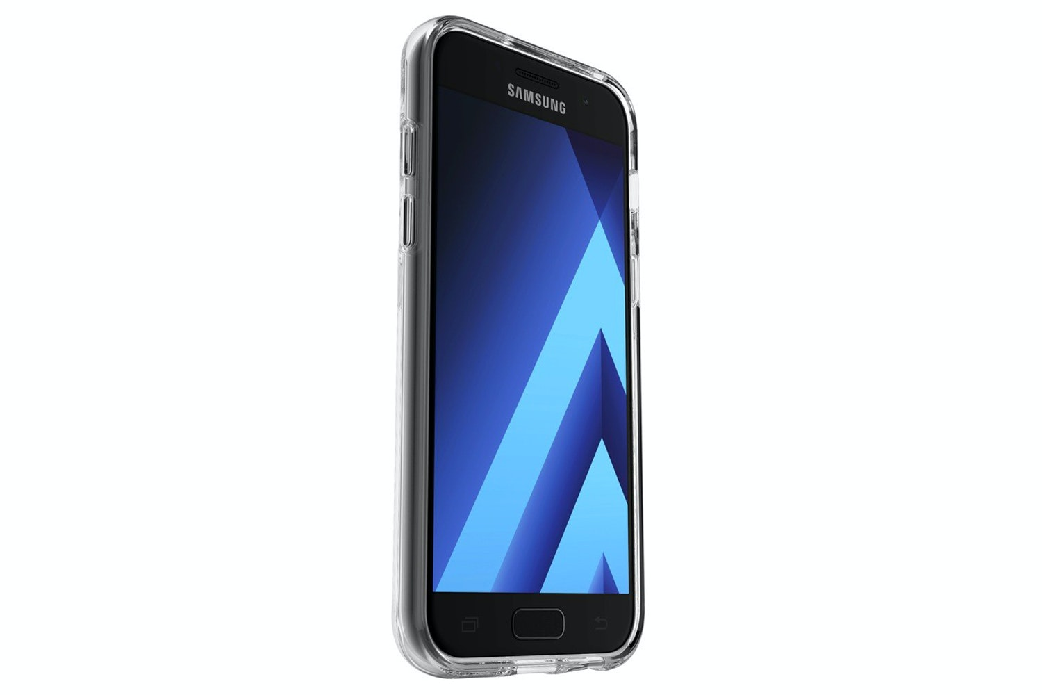 Otterbox Clearly Protected Case for Samsung Galaxy A5   Clear