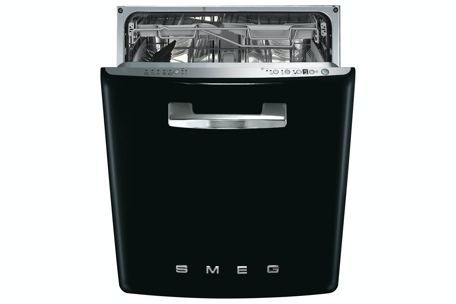 Smeg Retro Fully Integrated Dishwasher | 13 Place | DI6FABBL | Black