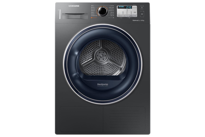 Samsung 8kg Heat Pump Tumble Dryer | DV80M50133X/EU