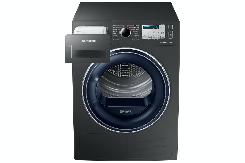 Samsung 8kg Heat Pump Tumble Dryer   DV80M50133X/EU