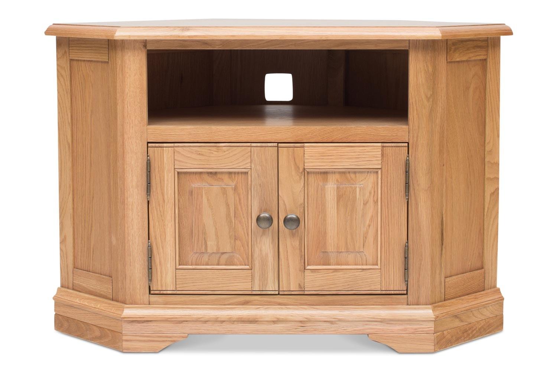 Prunella Corner TV Cabinet