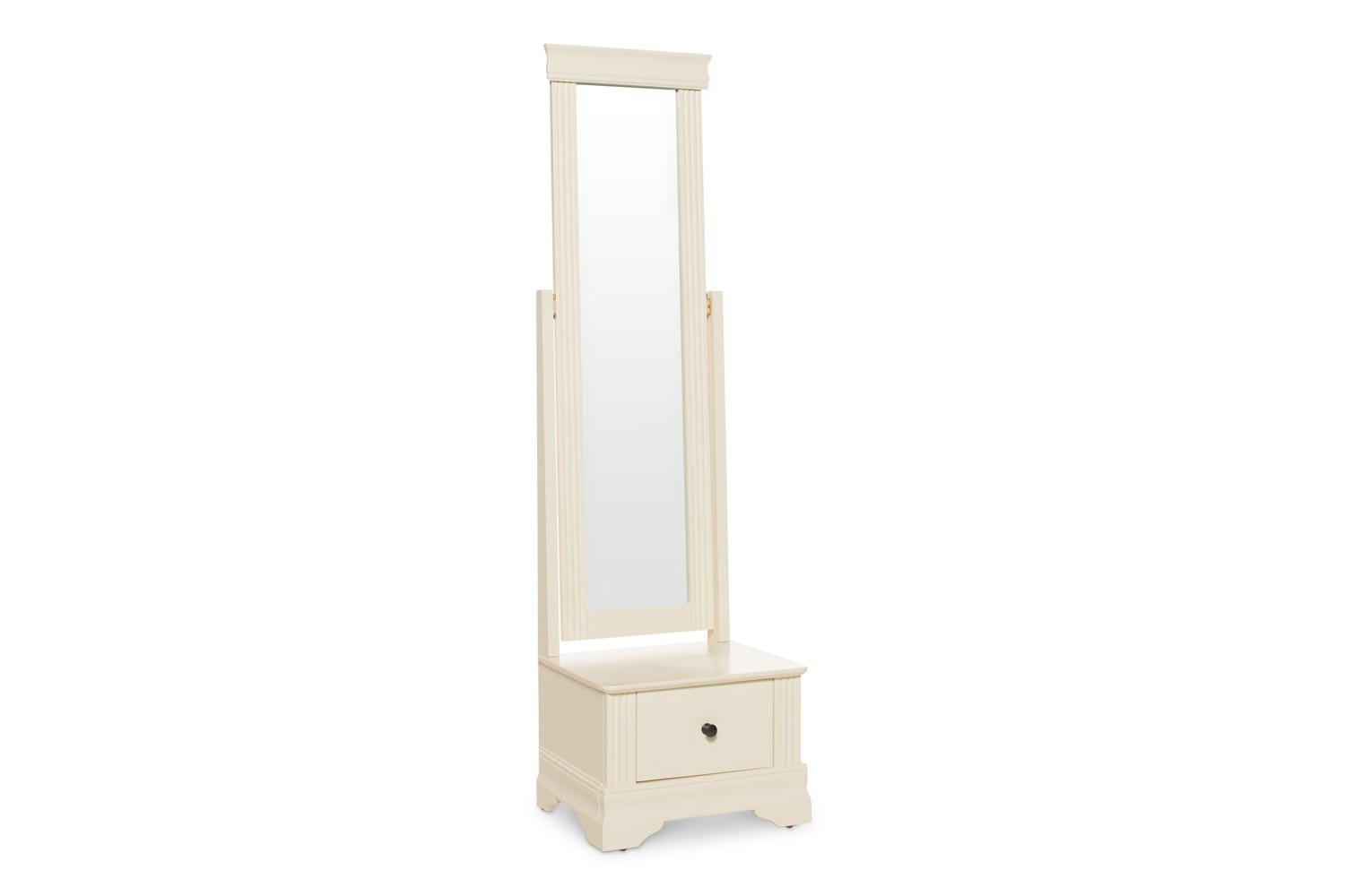 Chantelle Cheval Mirror | Creme