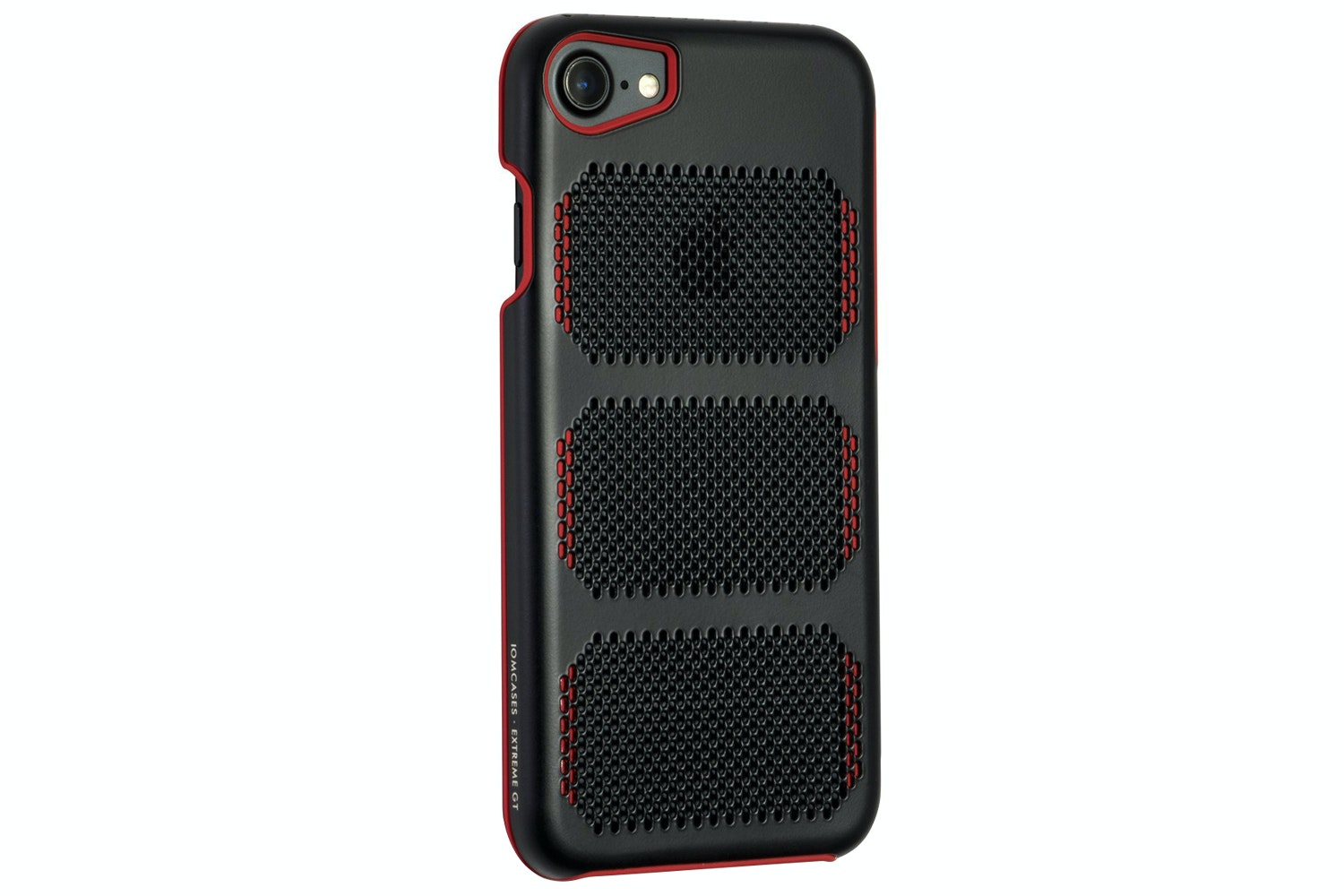 IOM Extreme GT iPhone 7 Plus Case | Black & Red