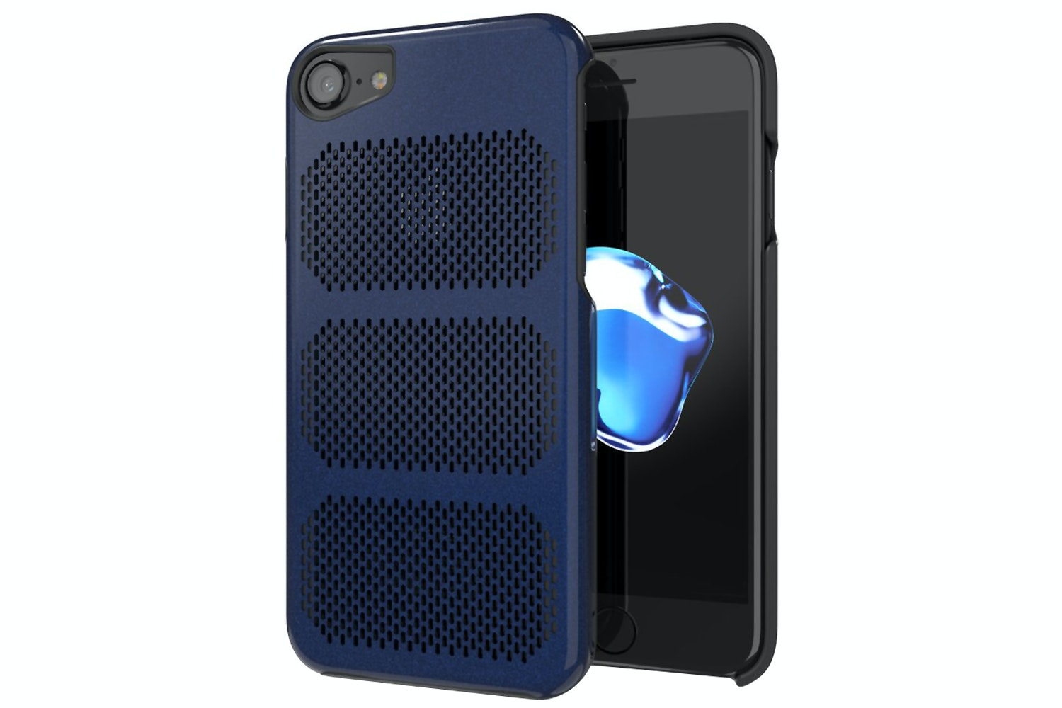 IOM Extreme GT iPhone 7 Plus Case | Intense Blue & Black