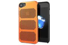 IOM Extreme GT iPhone 7/8/6s/6 Case | Orange & Black