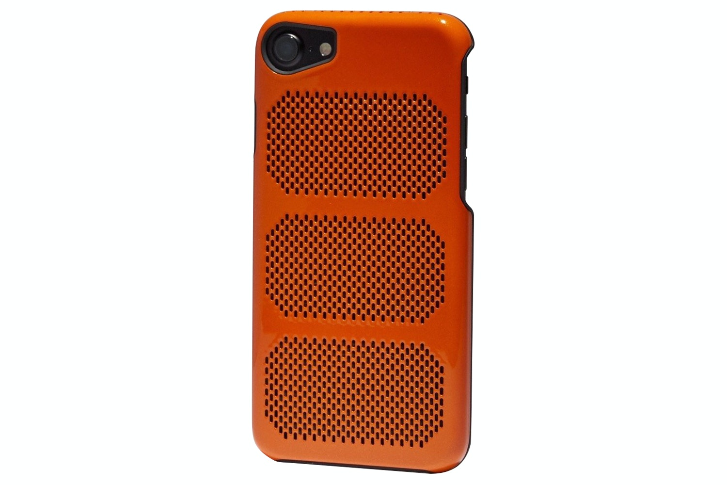 IOM Extreme GT iPhone 7 Case | Orange & Black