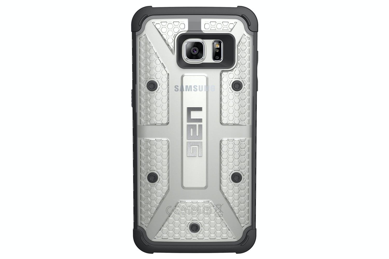 info for 42584 8d3f3 UAG Composite Case for Samsung Galaxy S7 Edge | Ice