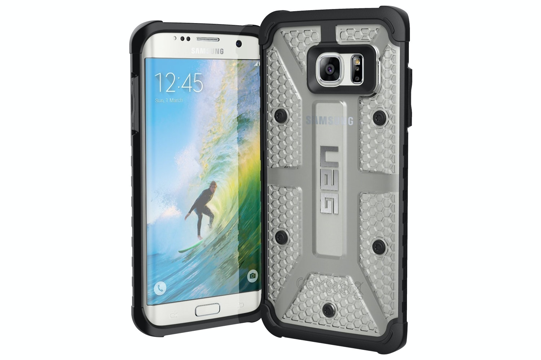 UAG Composite Case for Samsung Galaxy S7 Edge | Ice