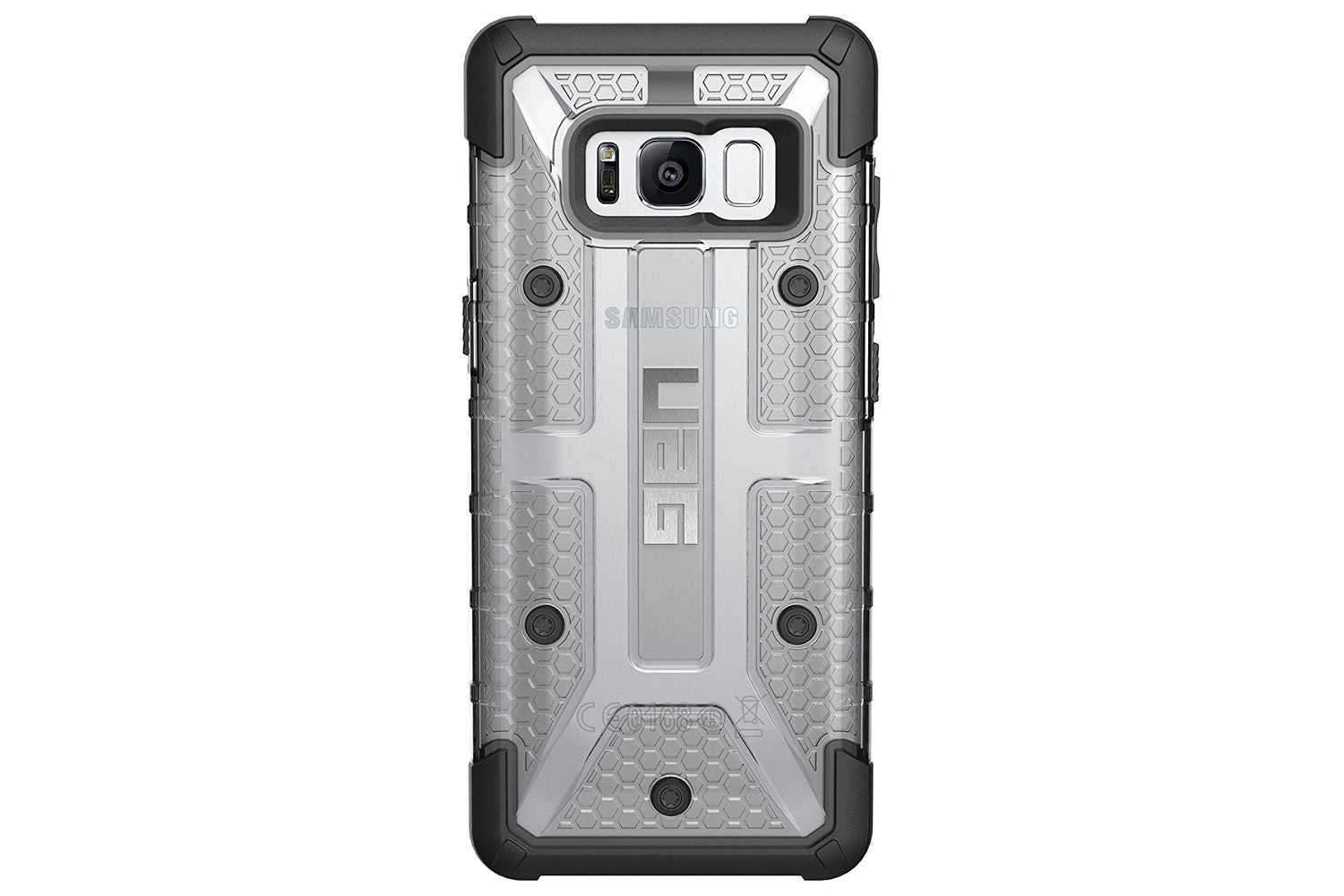 UAG Plasma Case for Galaxy S8 | Ice