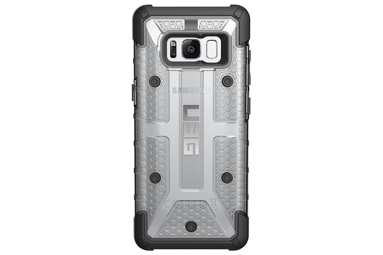 UAG Plasma Case for Galaxy S8 | Ice