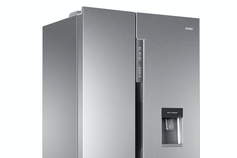 haier side by side fridge freezer hrf522ws6 ireland. Black Bedroom Furniture Sets. Home Design Ideas
