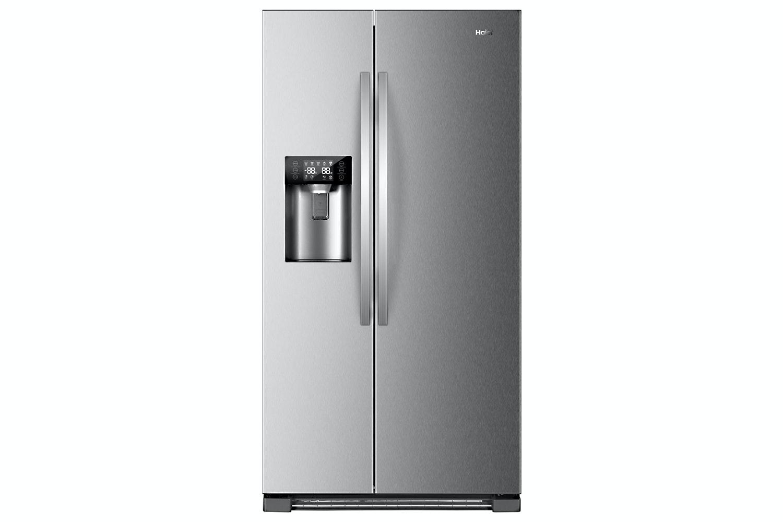 Haier American Style Fridge Freezer Stainless Steel | HRF-630IM7
