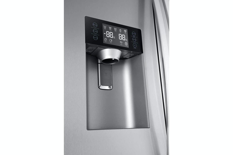 Haier American Style Fridge Freezer Stainless Steel   HRF-630IM7