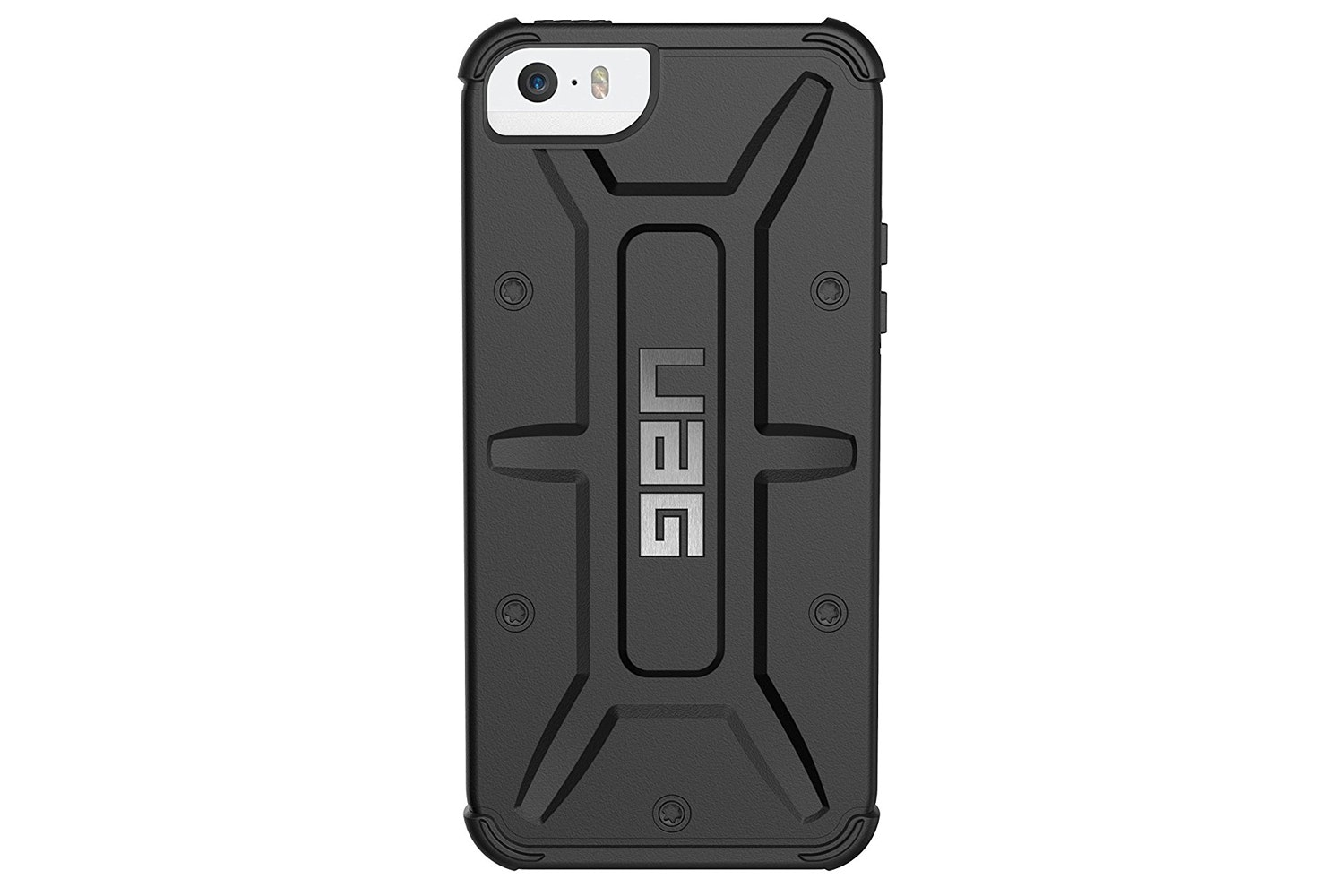 UAG Composite iPhone Case SE 5 5S | Black