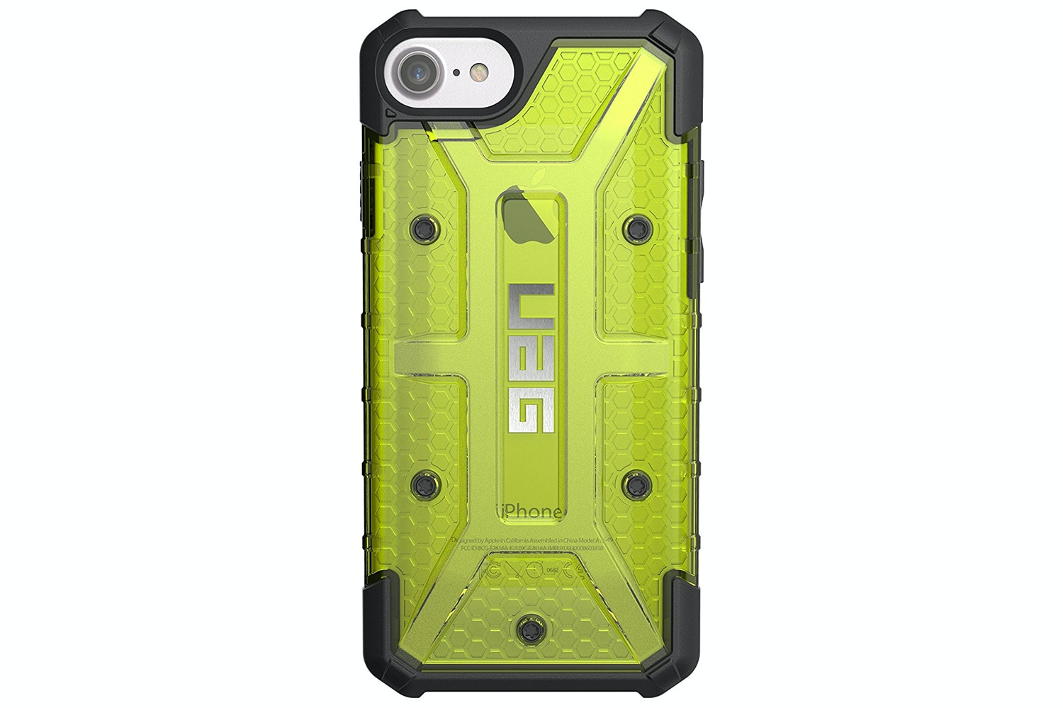 UAG Plasma Case for iPhone 7 | Citron