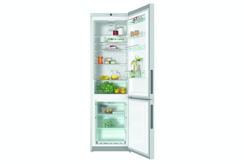 Miele 70/30 Frost  Free XLFreestanding   Fridge Freezer - White | KFN29683DWH