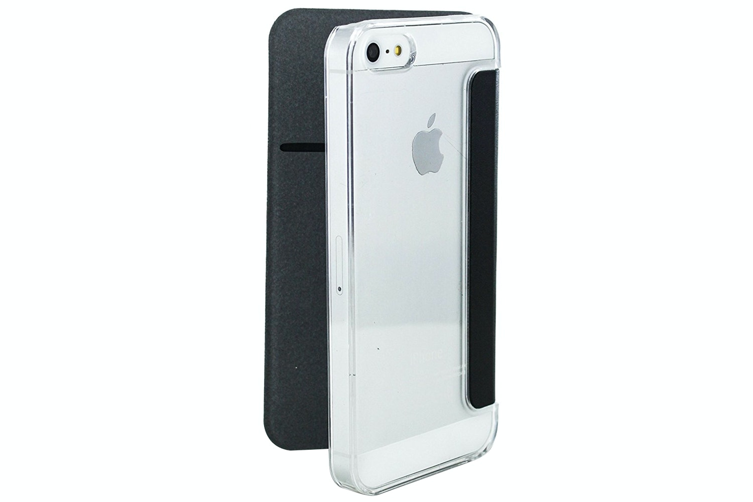 Muvit Folio iPhone 5S/SE Case | Black