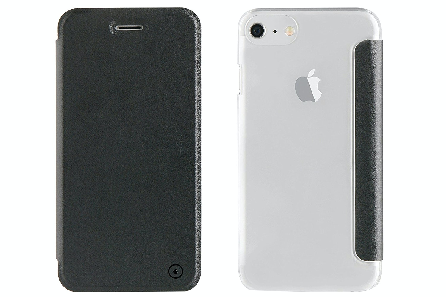 Muvit Folio Case For iPhone 7 | Black