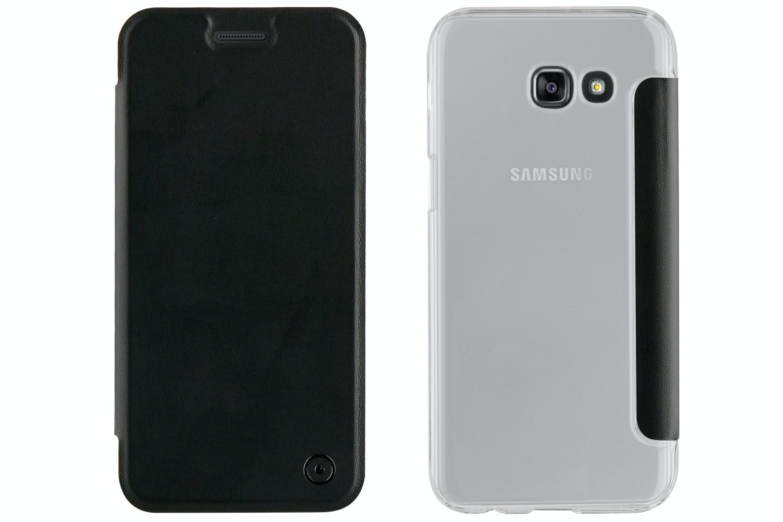 Muvit Folio Case For Samsung Galaxy A5 2017 | Black