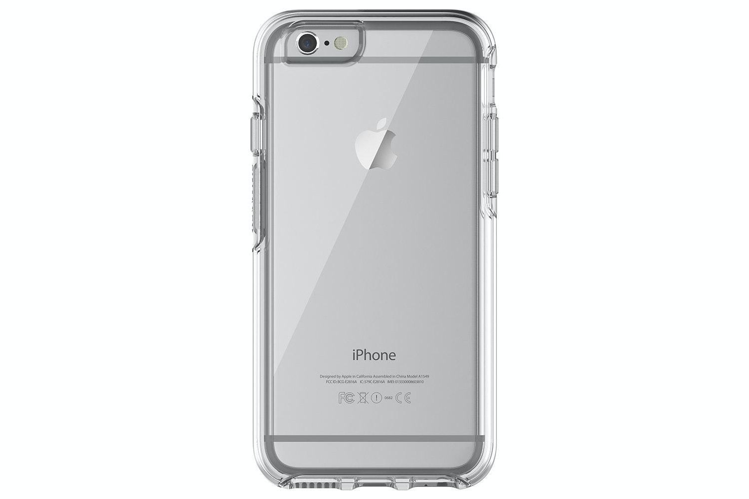 OtterBox Symmetry Series iPhone 6s | Clear