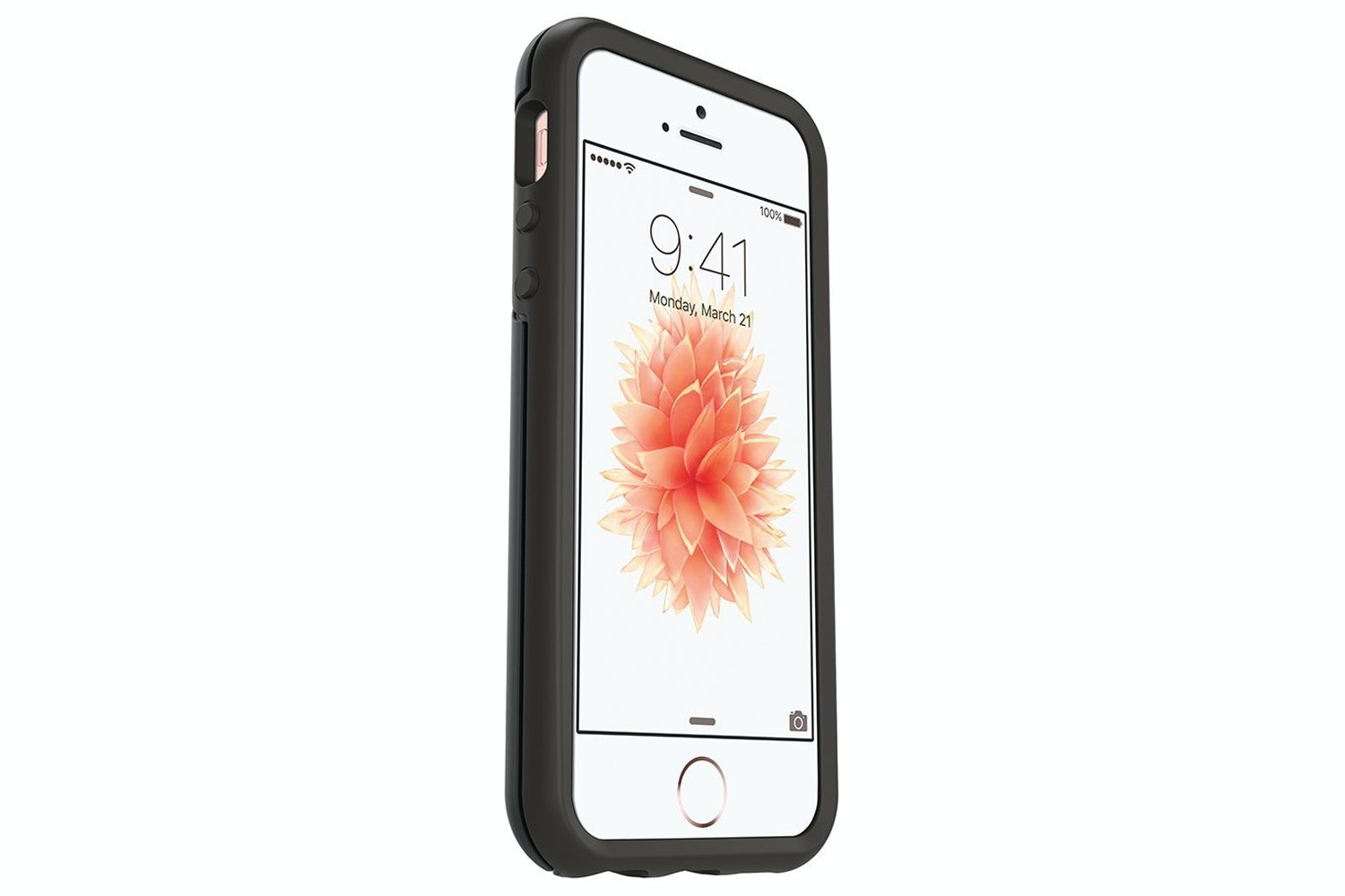 Otterbox Symmetry Series Case for iPhone SE | Black