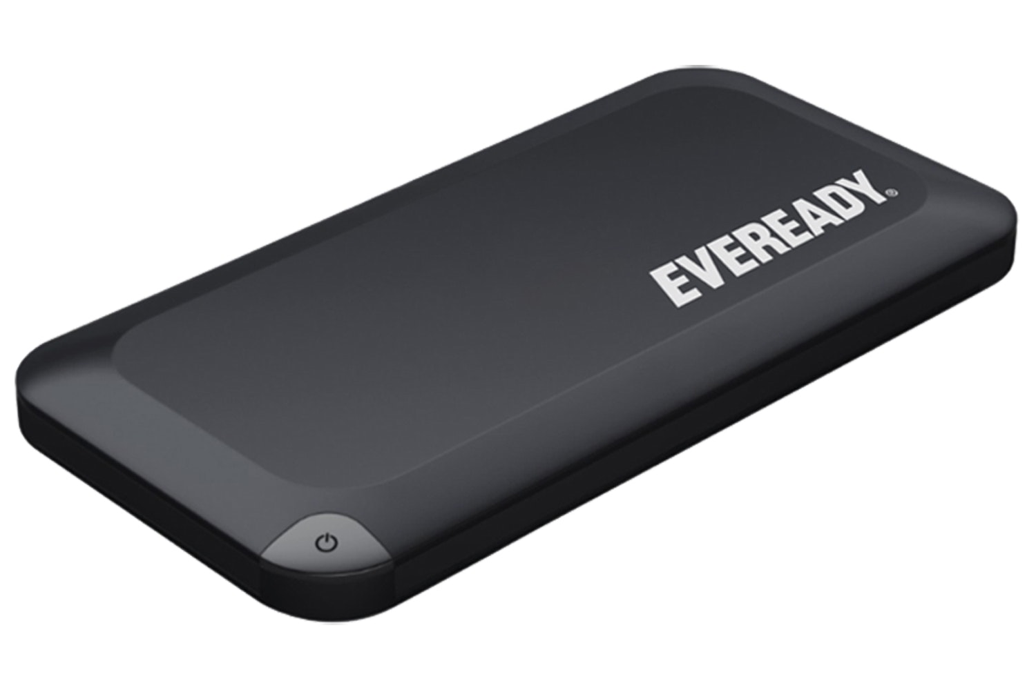 Eveready 4000mAh Power Bank | Black